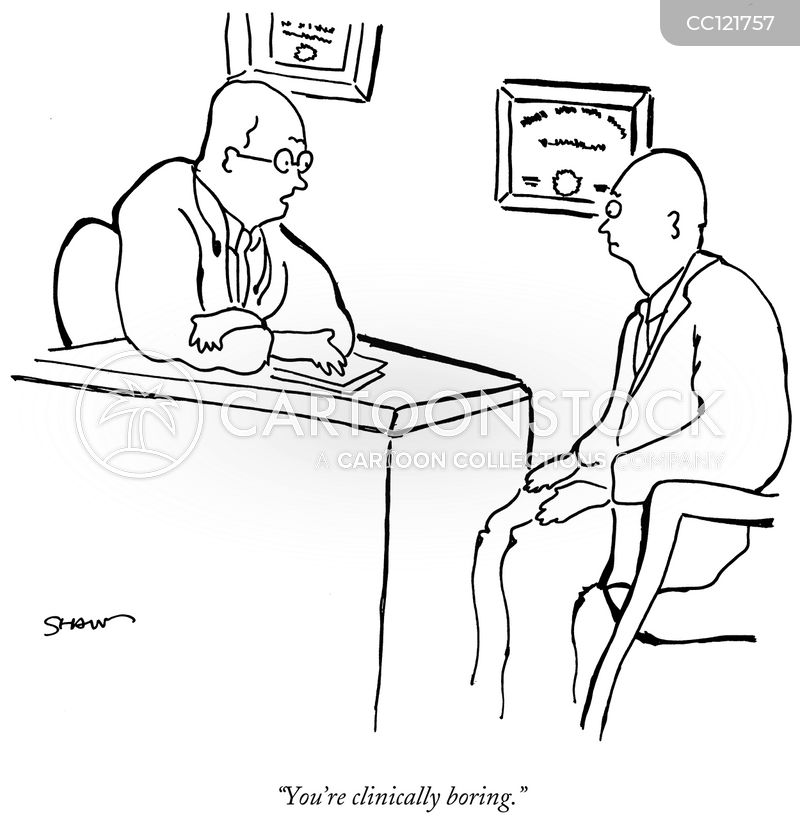 walk in clinics cartoon