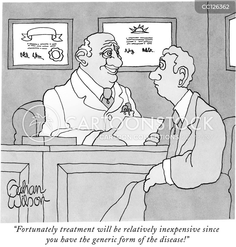 pharmaceuticals cartoon