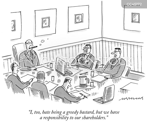 self-justification cartoon