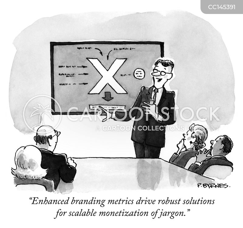 branding cartoon