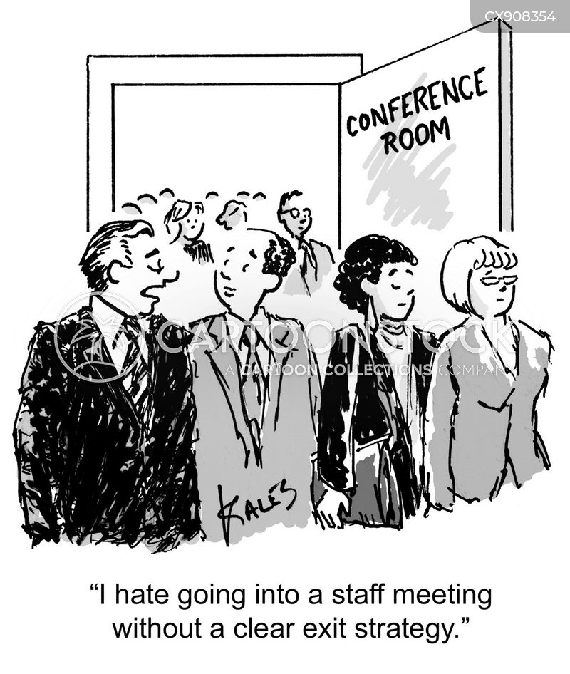 coworker cartoon