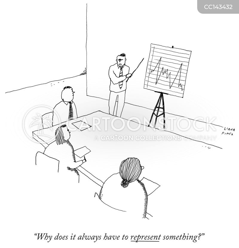 statistics cartoon