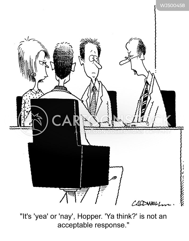 colleague cartoon