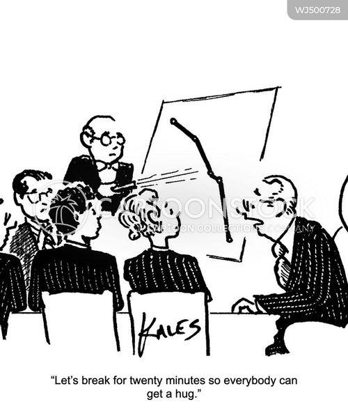 profit and loss cartoon