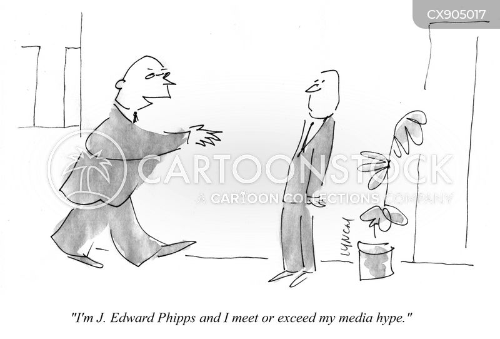 hand shakes cartoon
