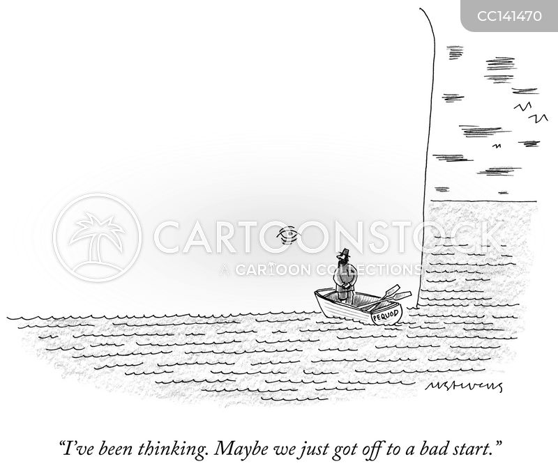 ahab cartoon