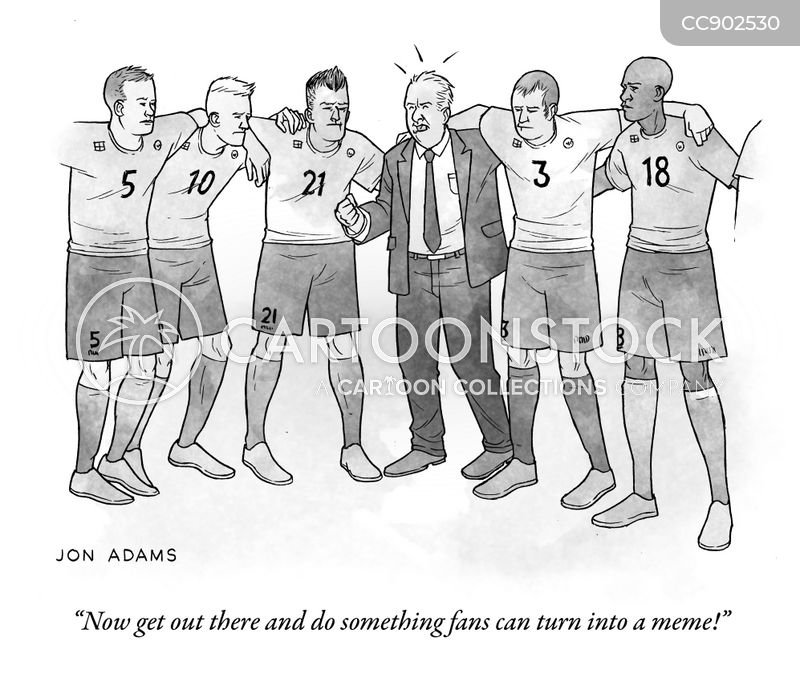 motivational talks cartoon