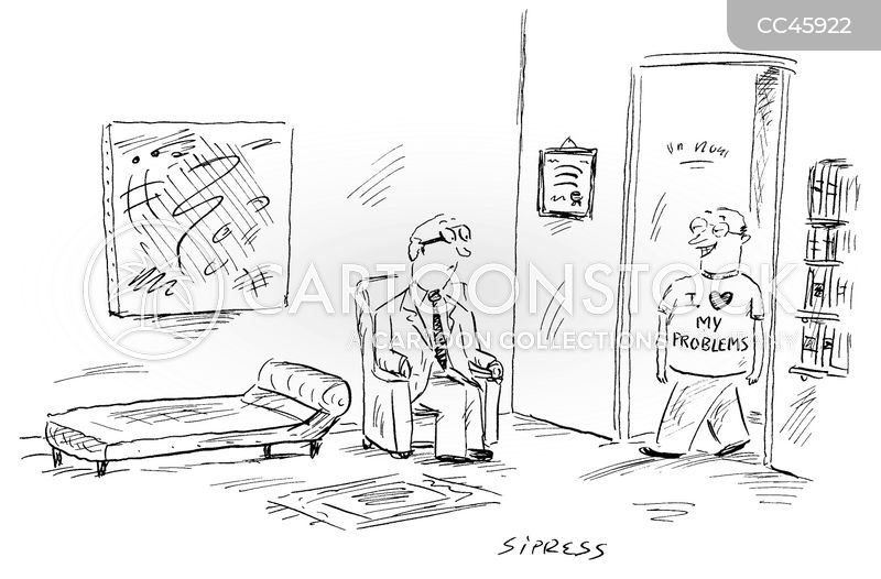 positive outlooks cartoon