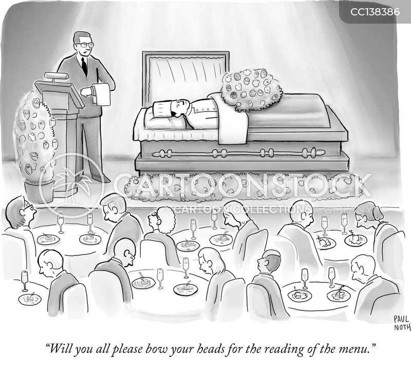 grief cartoon