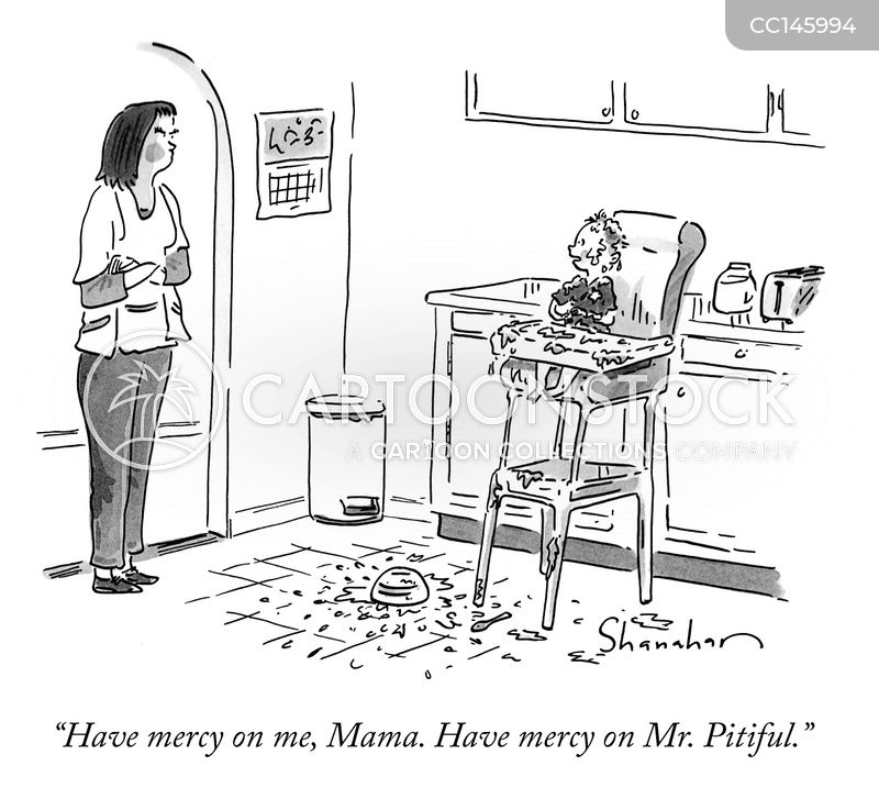 mothering cartoon