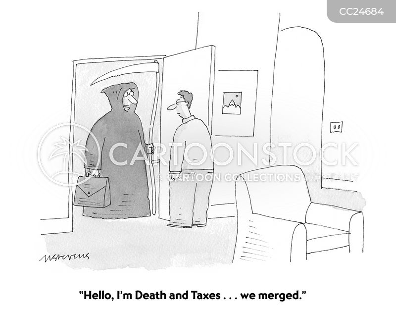 reaper cartoon