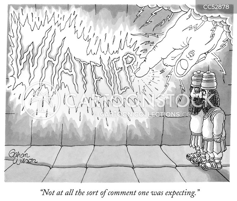 biblical stories cartoon