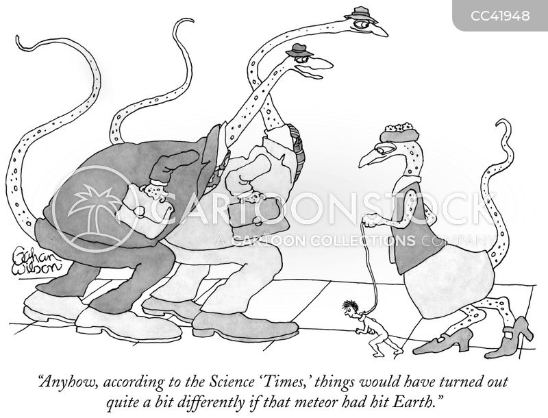 Alternate Histories cartoon