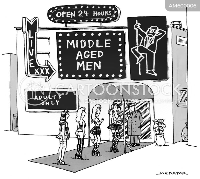 exotic dancers cartoon