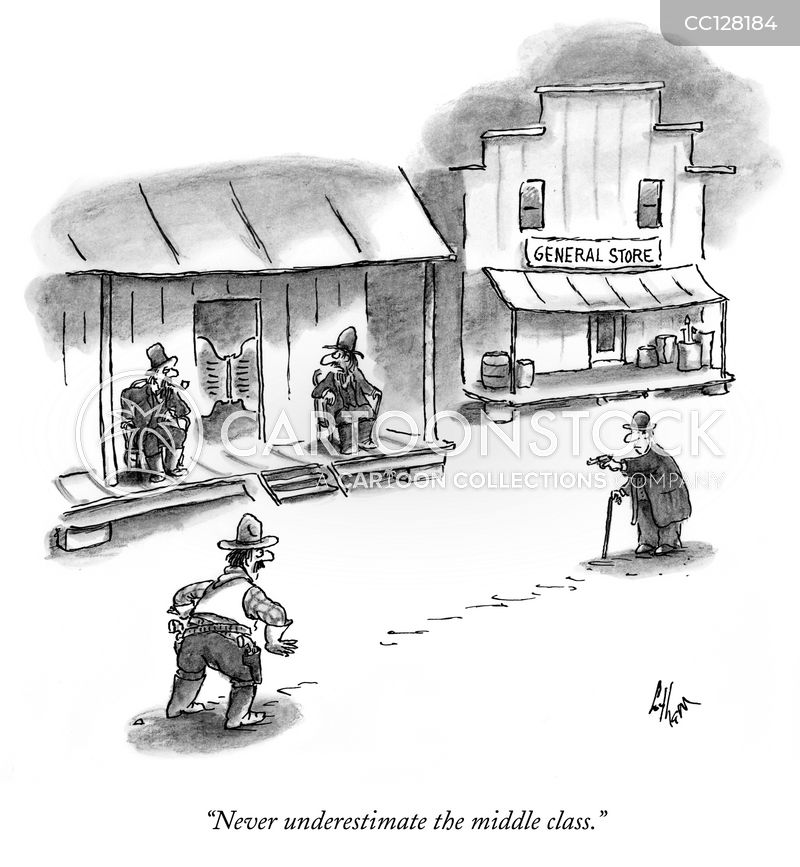 wildwest cartoon