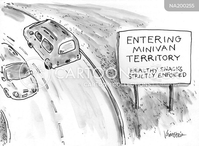 road cartoon
