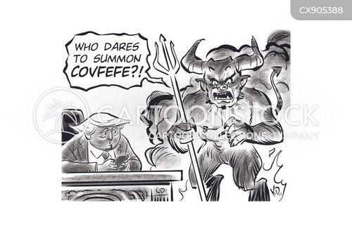 misspellings cartoon