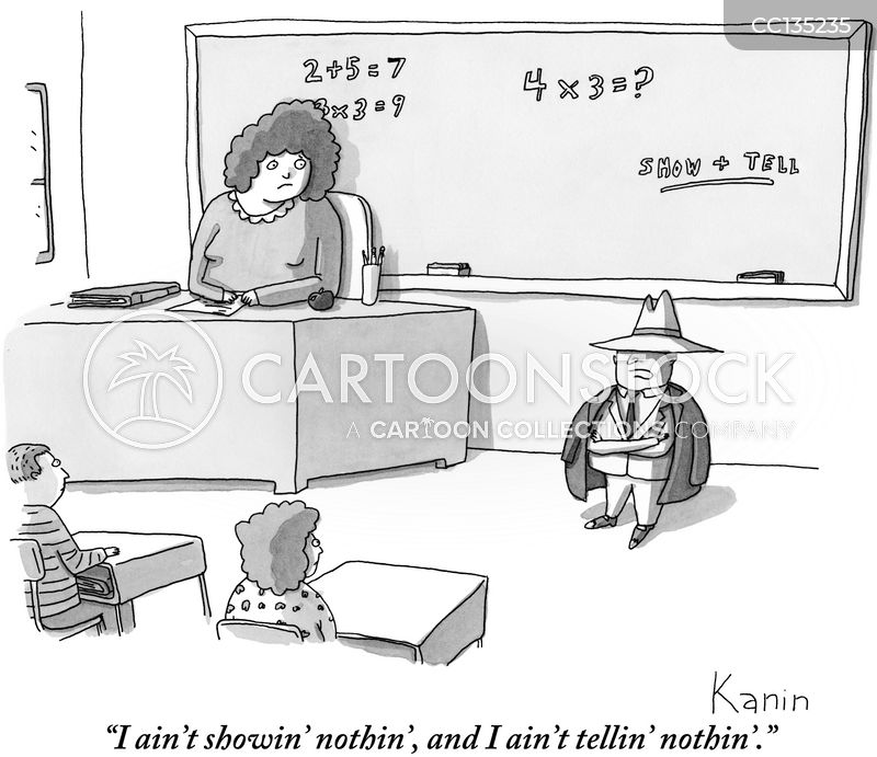 classrooms cartoon