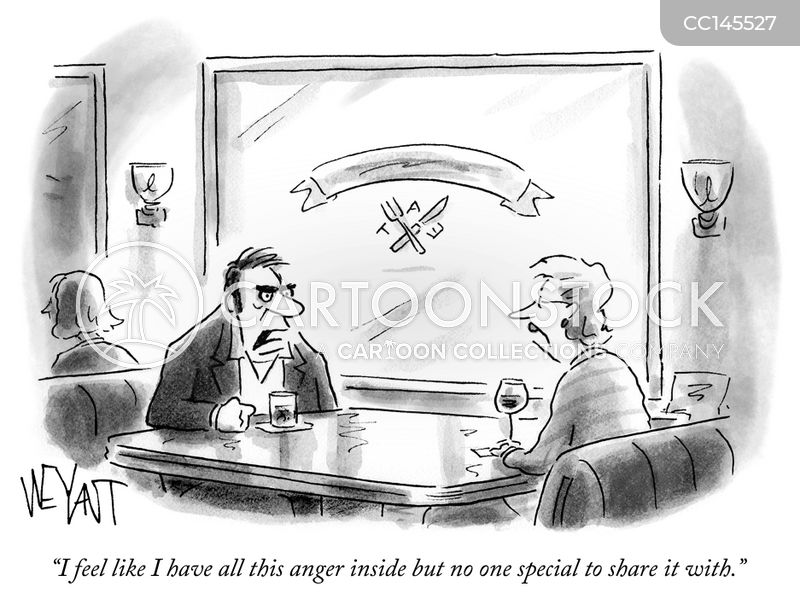 anger management cartoon