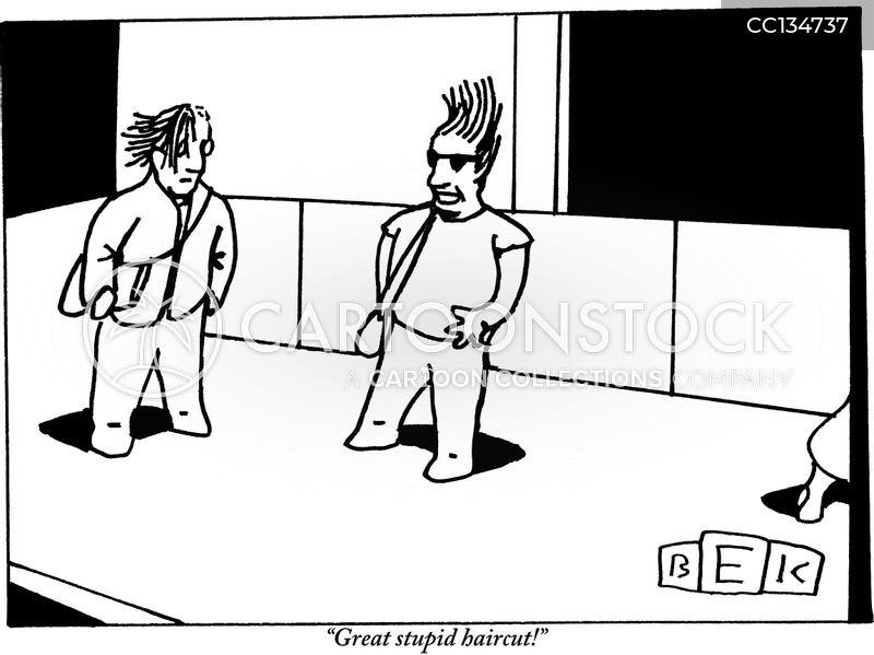 trend setter cartoon