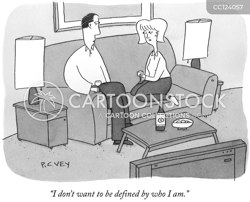 determination cartoon