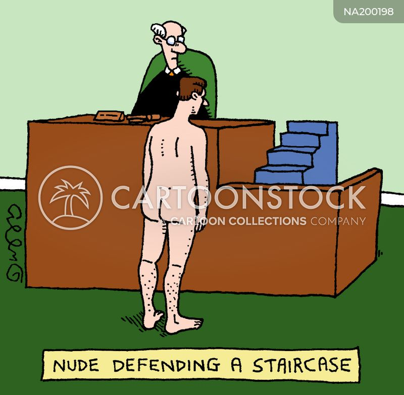 Defence cartoon