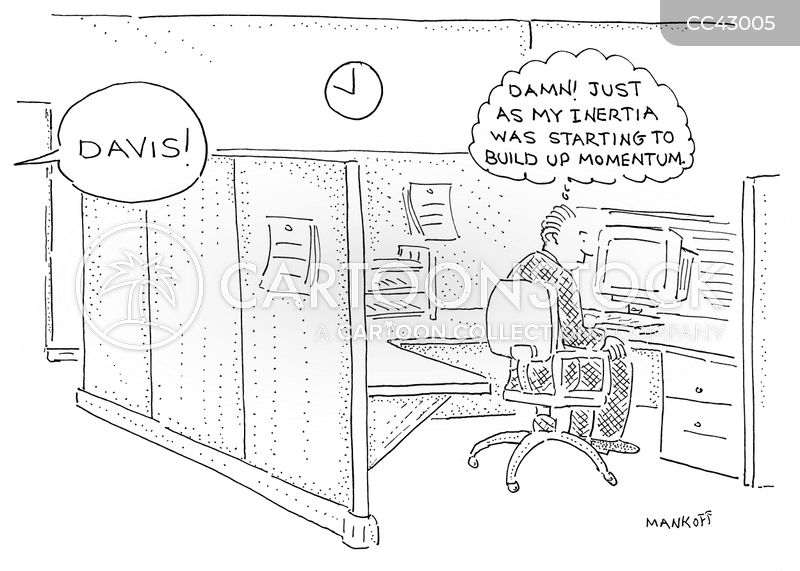 work load cartoon