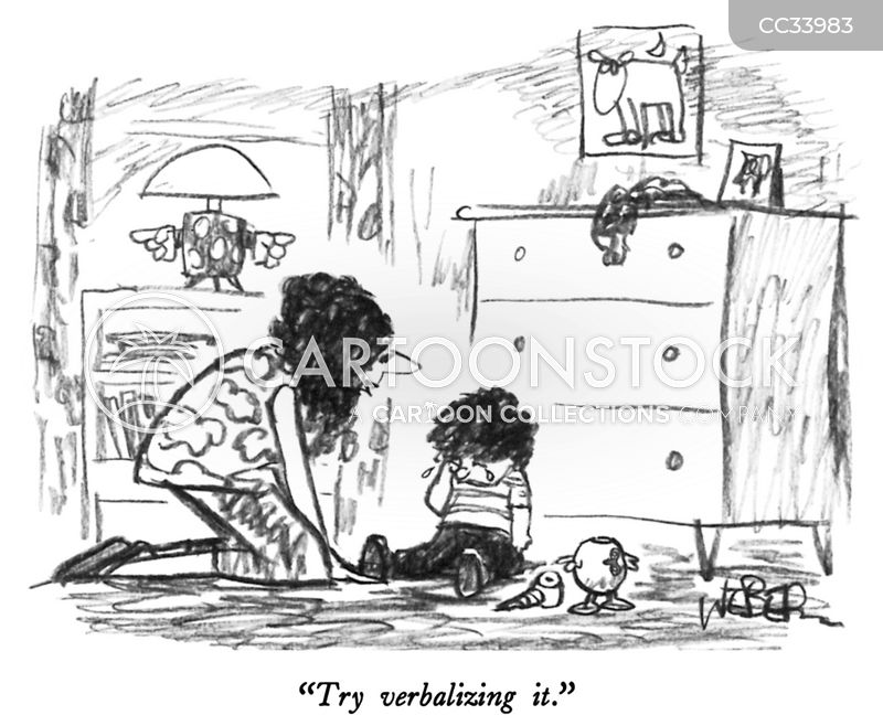 child development cartoon