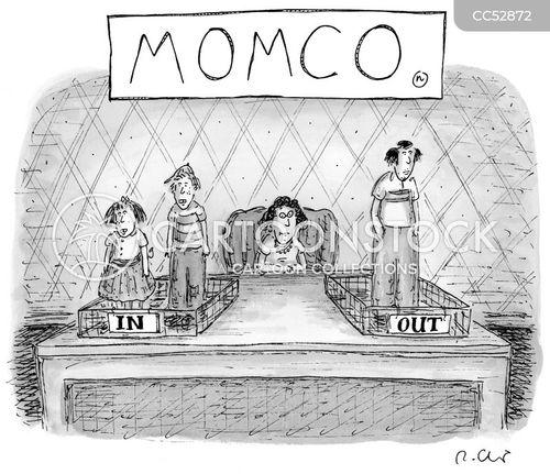 ex husbands cartoon