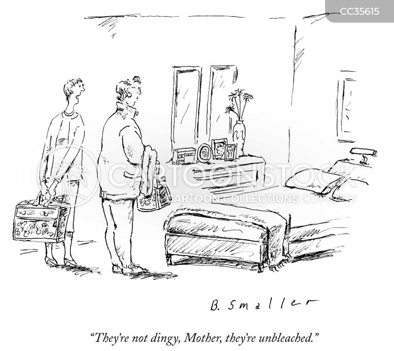 obsessive compulsive disorder cartoon