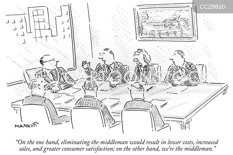 boardroom cartoon