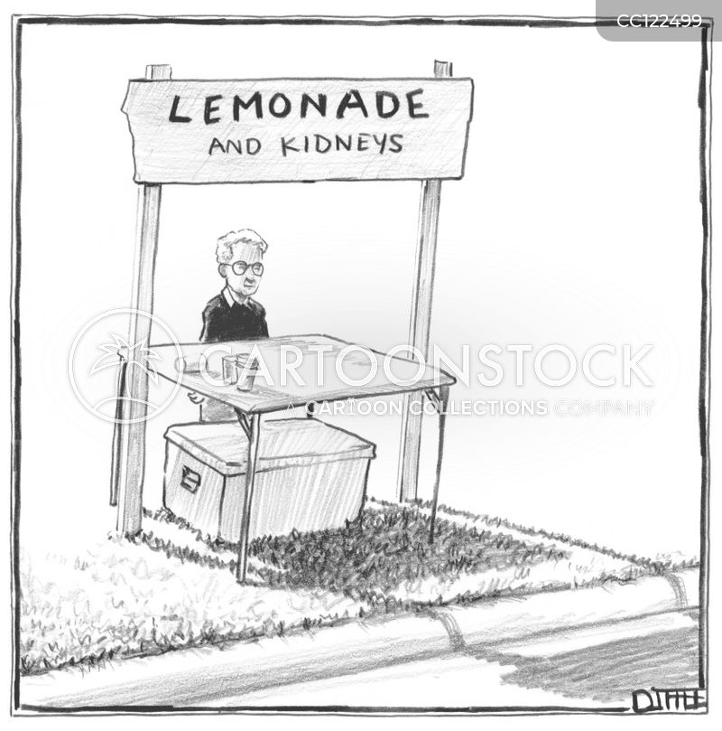 Young Enterprise cartoon