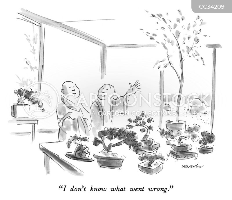 green fingers cartoon