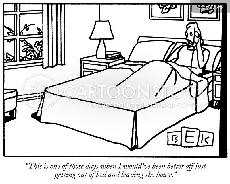 mornings cartoon