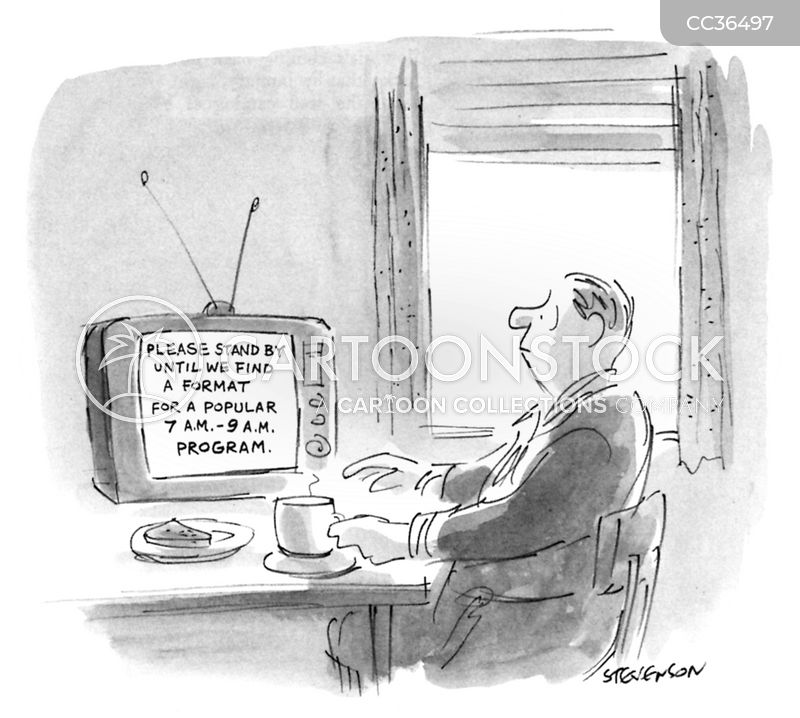 Programme cartoon