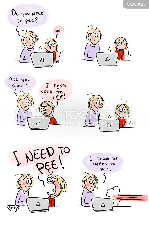 needs cartoon