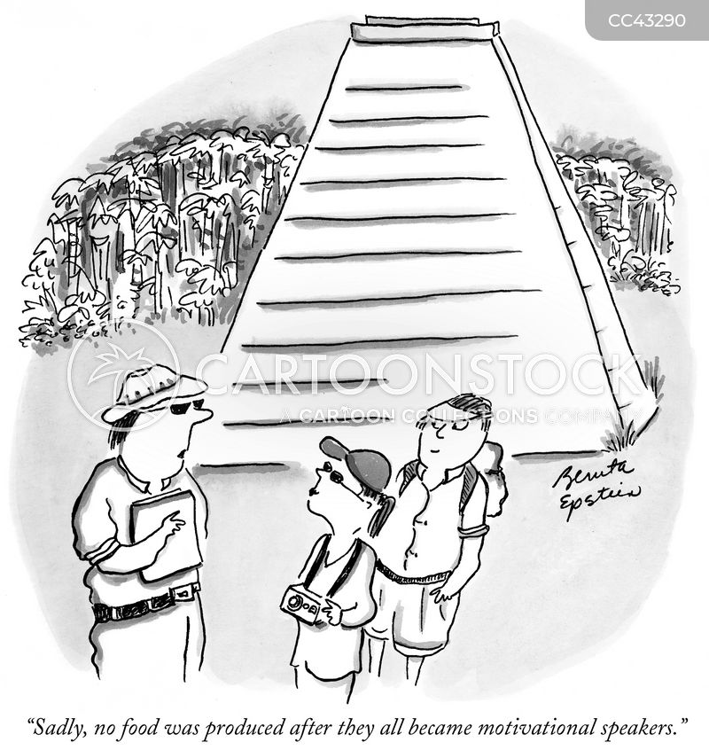 lost civilisations cartoon