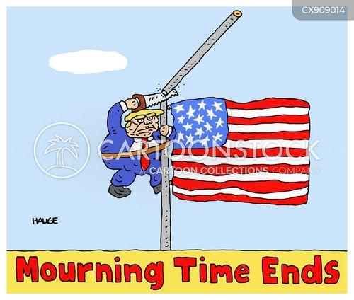 ended cartoon