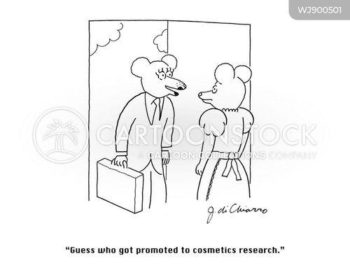 promote cartoon