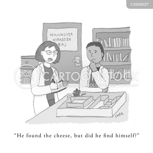 finding yourself cartoon