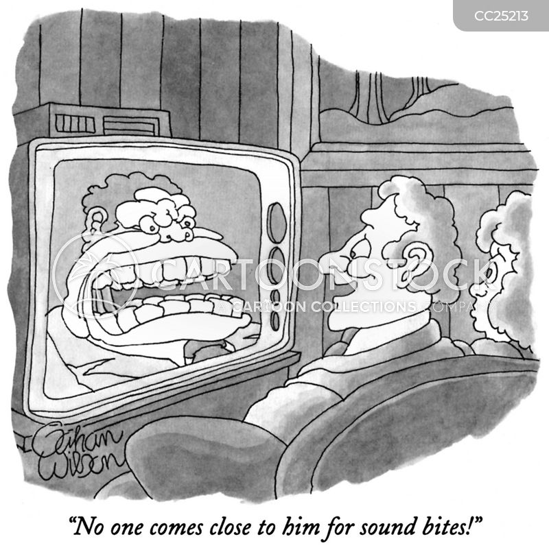 bites cartoon
