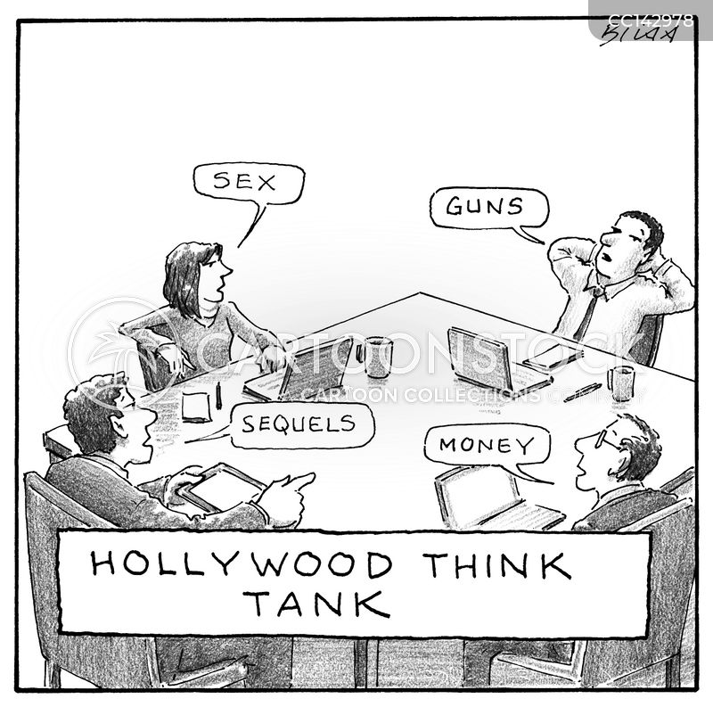 hollywood cartoon