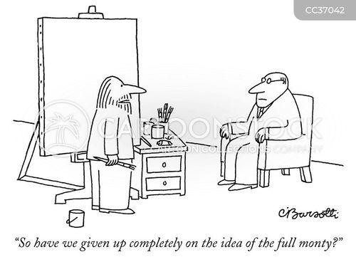 self confidence cartoon