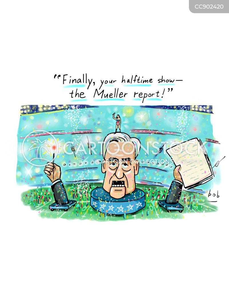 football cartoon