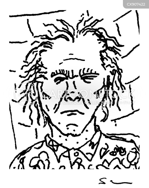 mugshots cartoon