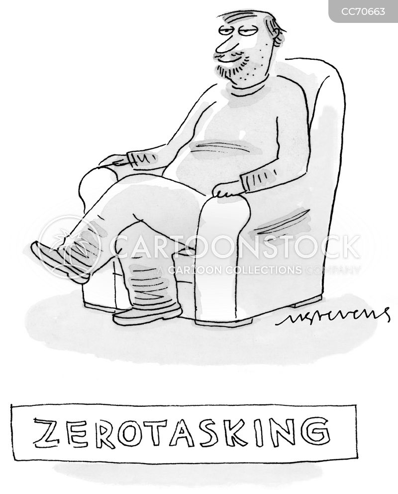 zero cartoon