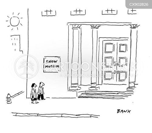 temperature cartoon