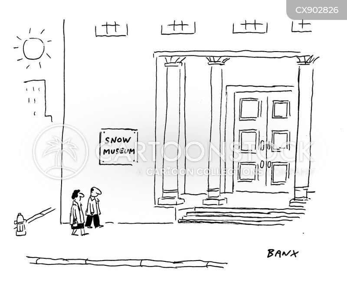 conservation cartoon