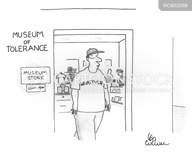 tolerate cartoon