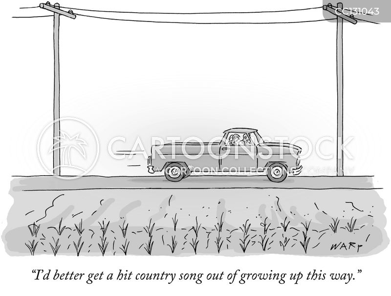 hillbilly cartoon